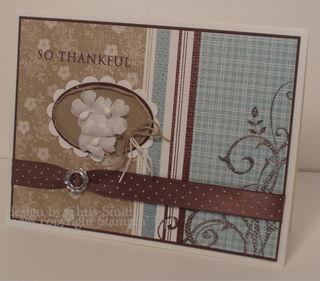PARISIAN CHALLENGE CARD