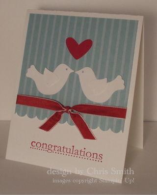 Congrats Love Birds