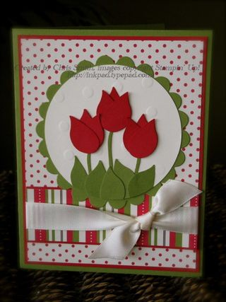 Jingle tulips