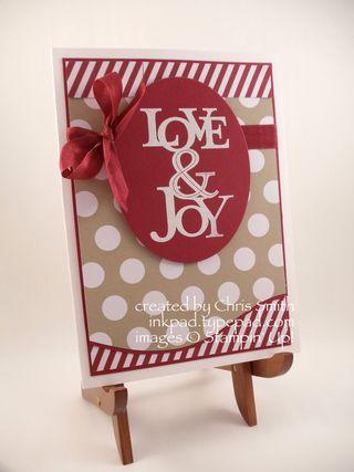 Love & Joy on dots; Chris Smith