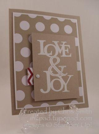 Love & Joy on Season of Style by Chris Smith