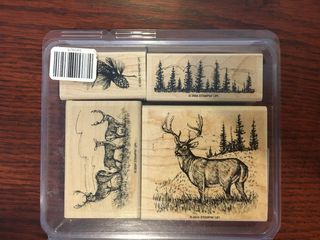 Stampin' Up! Noble Deer
