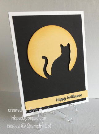 Spooky Cat 4 by Chris Smith at inkpad.typepad.com