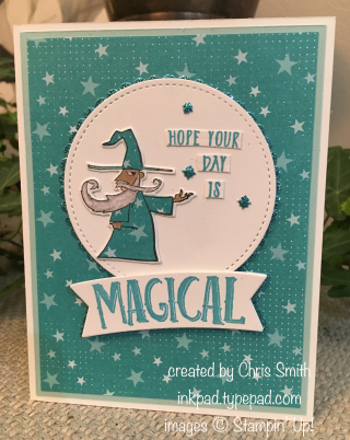 Stampin Up Magical Day by Chris Smith at inkpad.typepad.com