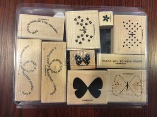 Stampin' Up! Flight of the Butterfly PLUS...