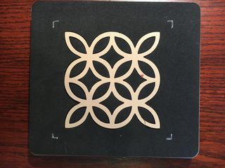 Stampin' Up! Lattice BIGZ Die