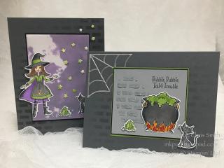 Cauldron Bubble Duo by Chris Smith