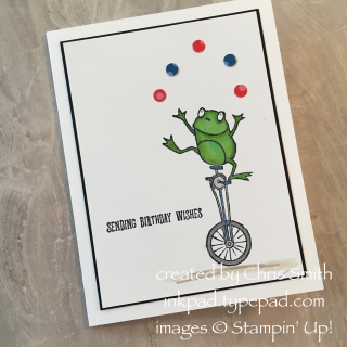 So Hoppy Together #simplestamping card by Chris Smith at inkpad.typepad.com