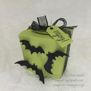 Takeout Treats Bat Box by Chris Smith