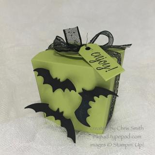 Takeout Treats Bat Box by Chris Smith