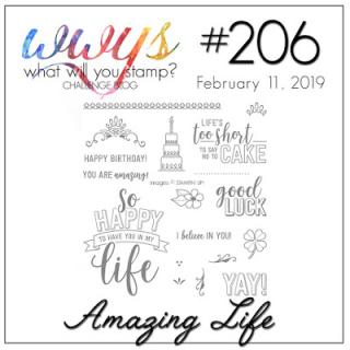 WWYS #206_Amazing Life