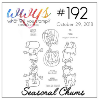 WWYS Seasonal Chums