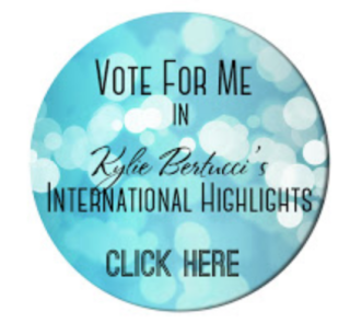 Kylies blog button