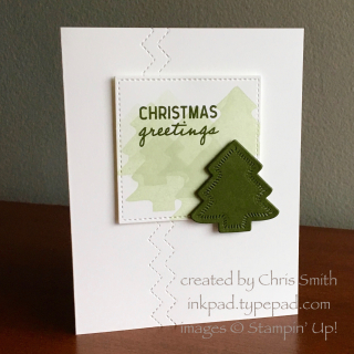 Nothing Sweeter Christmas card by Chris Smith at inkpad.typepad.com