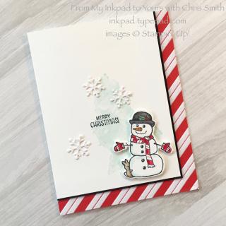 Seasonal Chums plus card by Chris Smith at inkpad.typepad.com