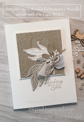 Wonderful Romance Crumb card by Chris Smith at inkpad.typepad.com