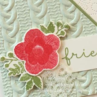 Needle & Thread Bundle card 1 close up by Chris Smith at inkpad.typepad.com