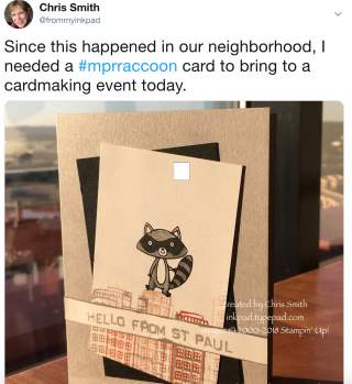 Screen Shot #mprraccoon on Twitter
