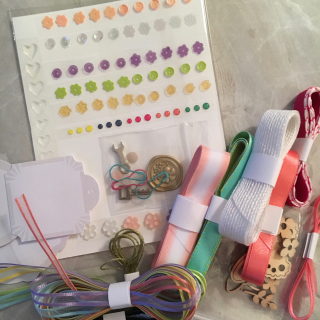 Occasions SAB Embellishments