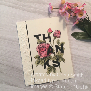 Stampin' Up! Country Floral Statements card by Chris Smith at inkpad.typepad.com