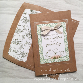 Stampin' Up! memeories and More Magnolia Lane card at inkpad.typepad.com