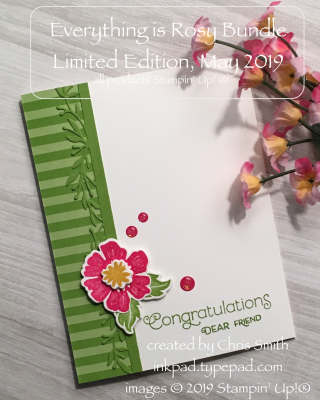 Everything Is Rosy Bundle at inkpad.typepad.com