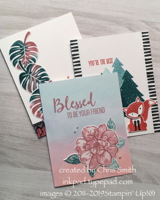 Stampin' Up! In Color 2019-2020 Trio