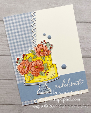 Stampin' Up! Happy Birthday to You card  2 by Chris Smith at inkpad.typepad.com