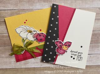 Little Ladybug Duo 2 by CHris SMith at inkpad.typepad.com