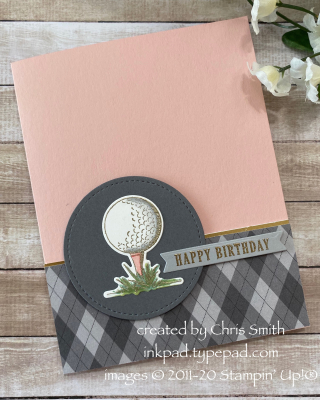 Clubhouse Suite Feminine Birthday Card