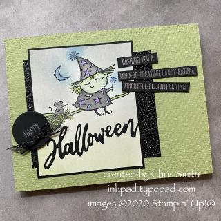 PCC889 Flight of Fancy Halloween sq by Chris Smith at inkpad.typepad.com