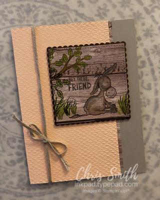 Darling Donkeys card 3 by Chris Smith at inkpad.typepad.com