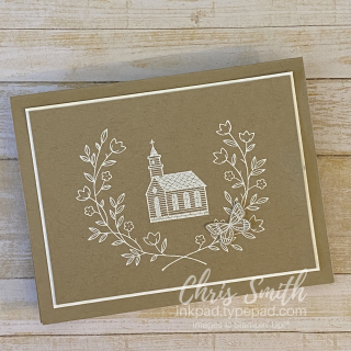 Gift of Hope  Butterfly Gala Stampin Up card by Chris Smith  Easter  sympathy confirmation
