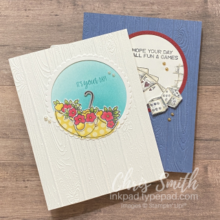 BIrthday Duo Stampin Up Cards by Chris Smith