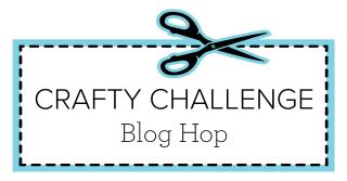 Crafty ChallengecBlog Hop Banner