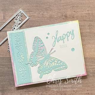 Butterfly Brilliance Bundle Stampin Up Card by Chris Smith