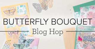 Butterfly blog hop