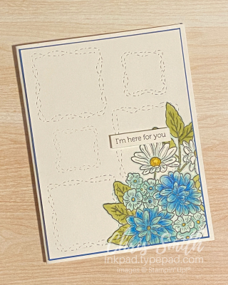 PCC420 Ornate Style Stampin up card by Chris Smith