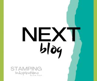 Stamping inkspirations next button