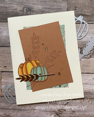 CC812 Autumn Bouquet