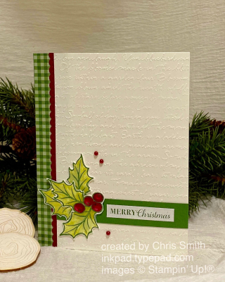 CC765_Christmas_Gleaming_Holly_Card_by_Chris_Smith_at_inkpad_typepad_com_by_inkpad