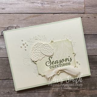PCC404 Stampin' Up! Peaceful Boughs card sq by Chris Smith at inkpad.typepad.com