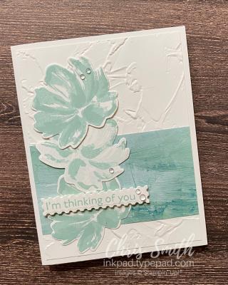 PCC408 Monochromatic Art Galley card by Chris Smith at inkpad.typepad.com