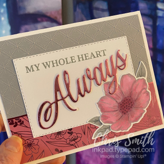Always card by Chris Smith