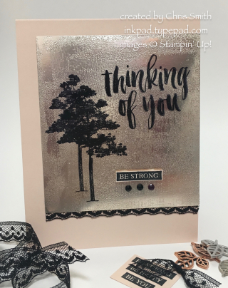 Rooted in Nature 2 handmade Stampin' Up Card